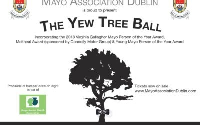 YEW TREE BALL TICKETS ON SALE