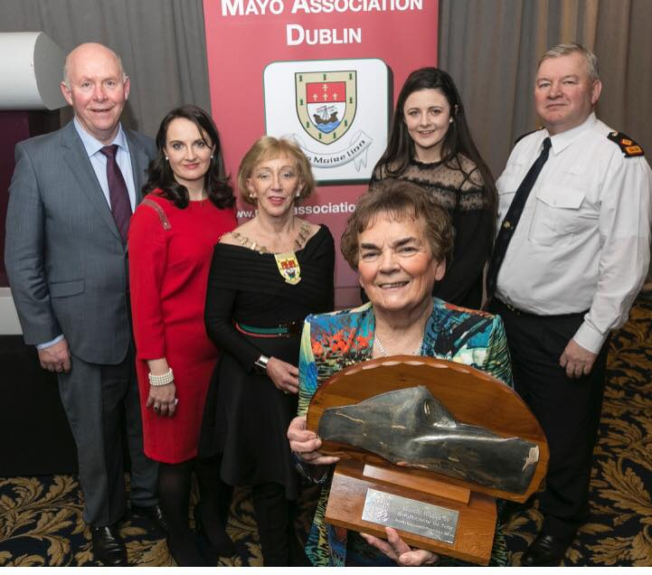 MAYO ANNUAL AWARD WINNERS 2018