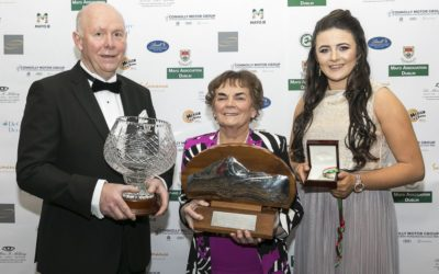 2018 AWARD WINNERS CELEBRATE IN STYLE AT THE YEW TREE BALL