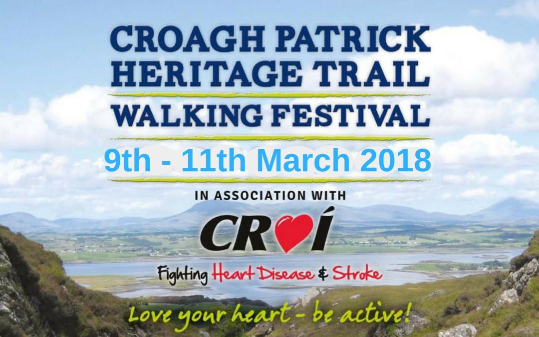 GET YOUR WALKING BOOTS ON IN MARCH FOR CHARITY!