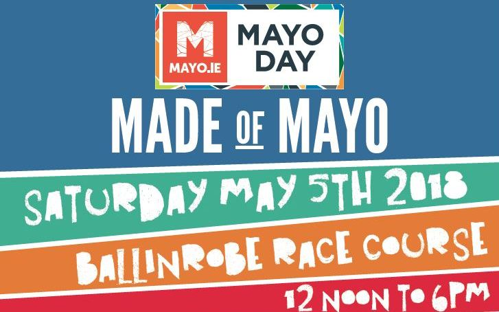 'MAYO DAY' IS ON TRACK FOR BALLINROBE