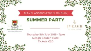 Summer Party In A Secret Garden! @ Iveagh Garden Hotel