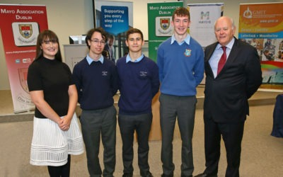 GRAND FINAL TO DECIDE ON MAYO STUDENT DEBATERS FOR 2018!