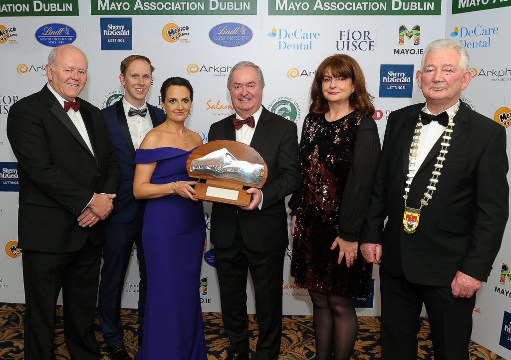 PRESENTING OUR 2019 ANNUAL AWARD WINNERS - Mayo Association
