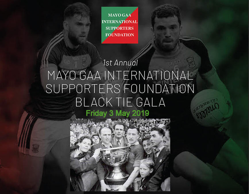 New York May-Day Fundraiser for Mayo GAA