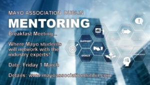 Mentoring & Networking Breakfast Meeting @ Byrne Wallace | Dublin | County Dublin | Ireland