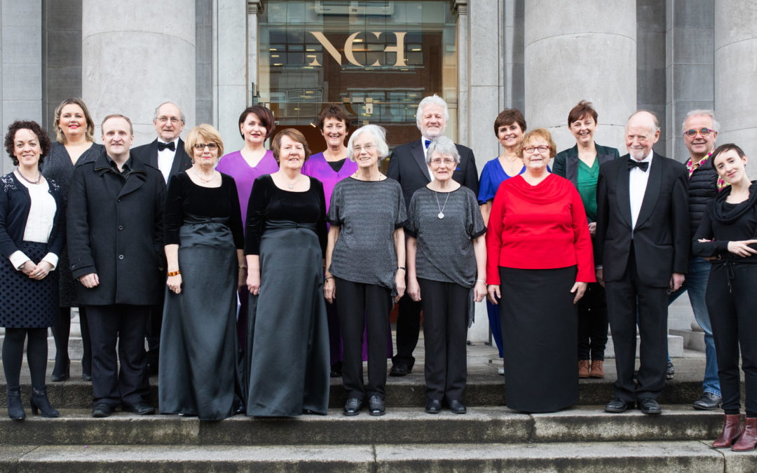 WEST MAYO CHOIR TO REPRESENT CONNACHT IN 'AN ISLAND SINGS'