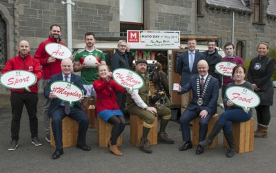 MAYO DAY 2019 TO SPREAD 'THE MAYO WORD'