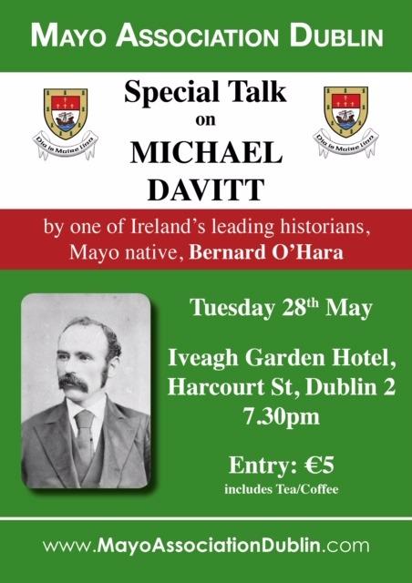 An Evening of Talks on Michael Davitt