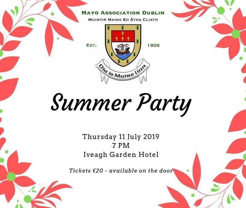 Get Ready for Summer Party 2019!