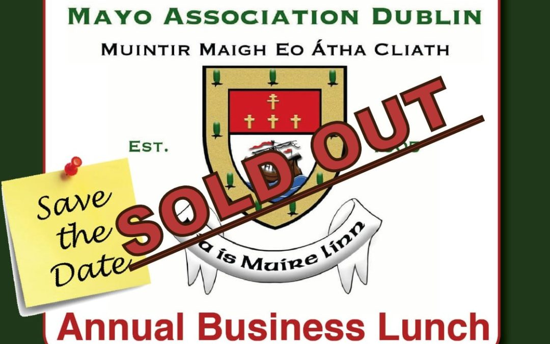 Annual Business Lunch 2019