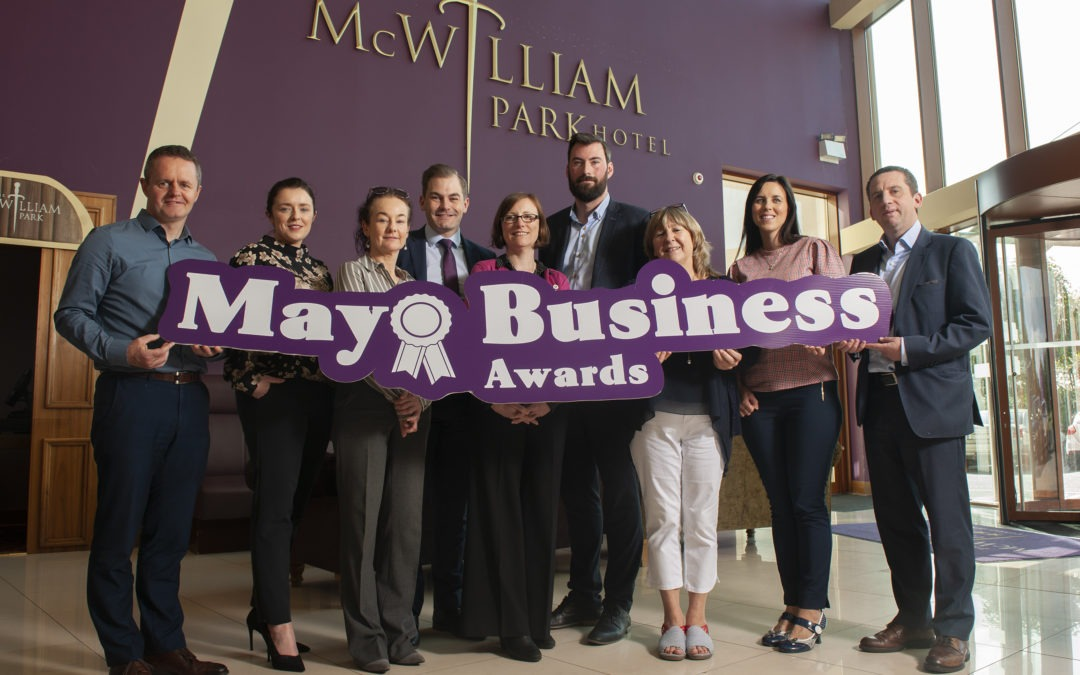 ENTRIES NOW OPEN FOR MAYO BUSINESS AWARDS 2019