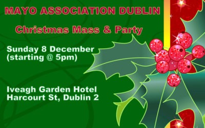 CHRISTMAS MASS AND PARTY