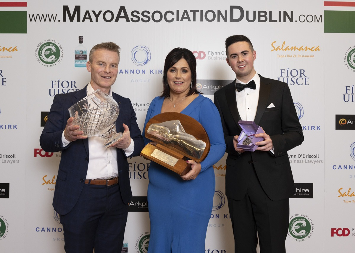 Mayo Annual Awards 2020 Presentation