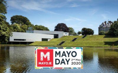 MAYO DAY 2020 TO CELEBRATE A 'CREATIVE MAYO'