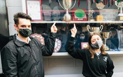 BALLINROBE C.S. RETAINS MAYO SCHOOLS' DEBATING TROPHY FOR SECOND YEAR